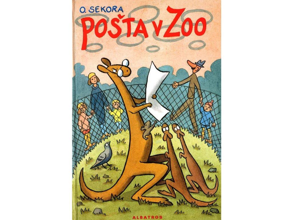 ALBATROS Pošta v ZOO - Ondřej Sekora