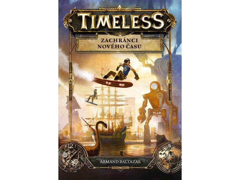 Timeless – Zachránci nového času
