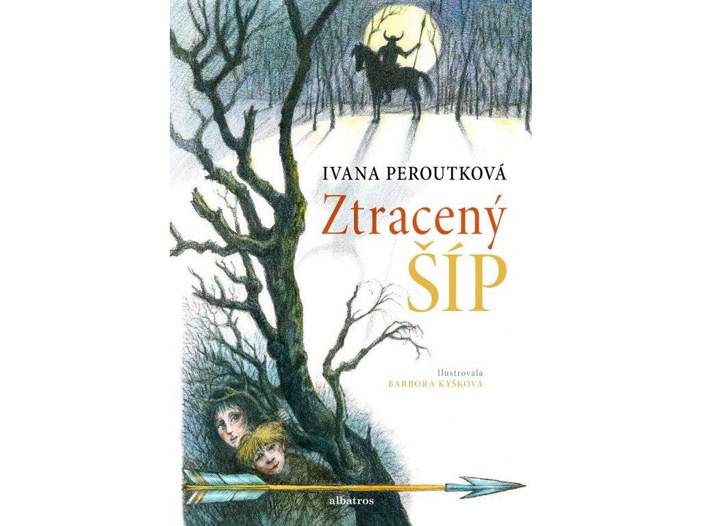 ALBATROS Ztracený šíp - Ivana Peroutková