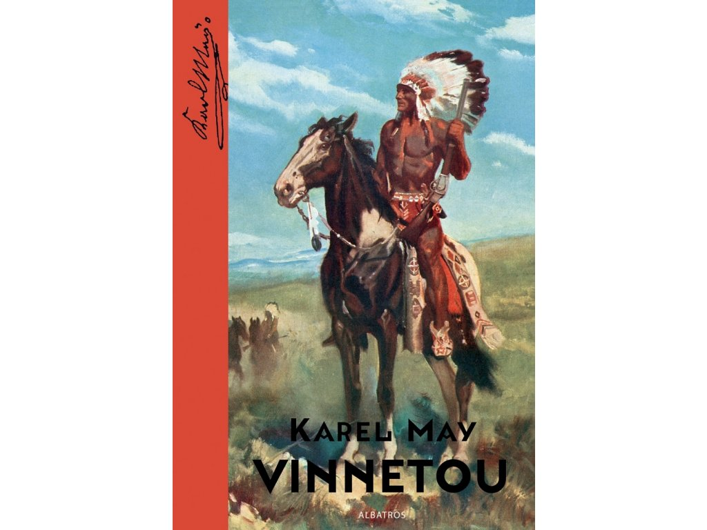 ALBATROS Vinnetou - Karl May