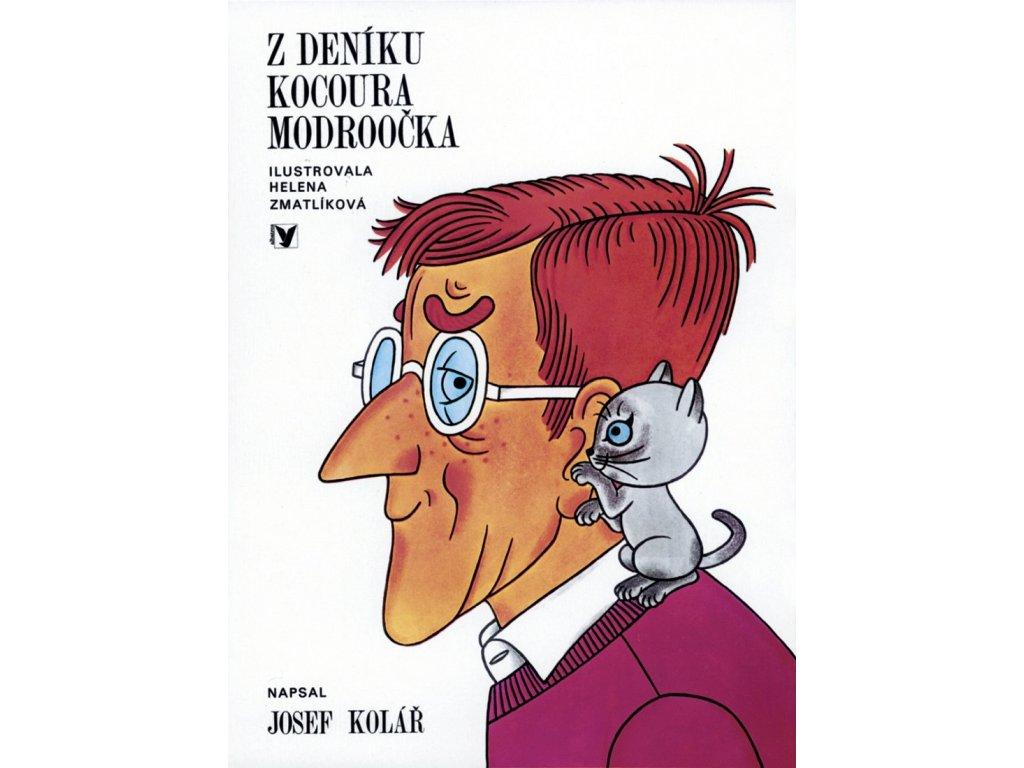 ALBATROS Z deníku kocoura Modroočka - Josef Kolář