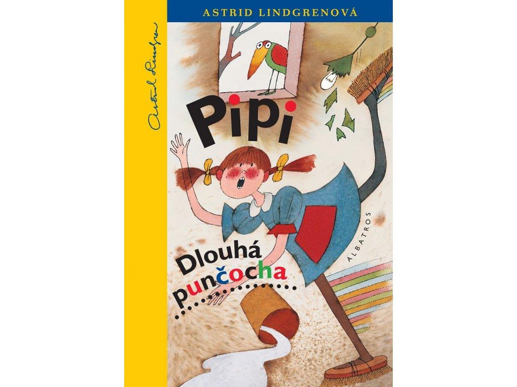 ALBATROS Pipi Dlouhá punčocha - Astrid Lindgrenová