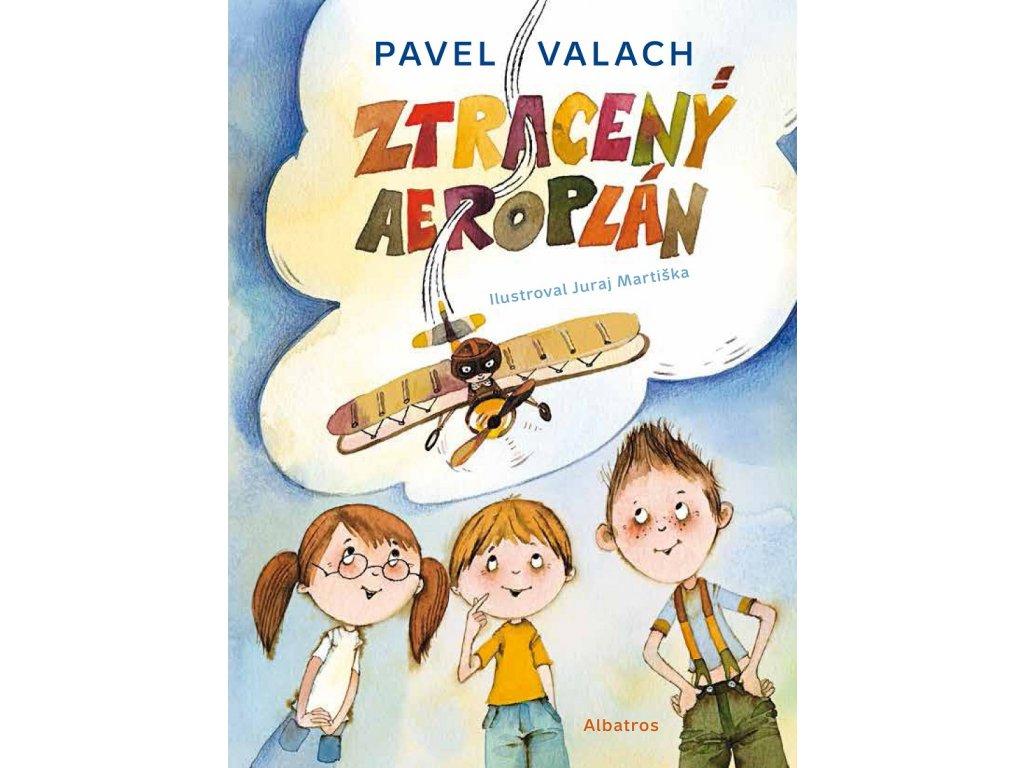 ALBATROS Ztracený aeroplán - Pavel Valach
