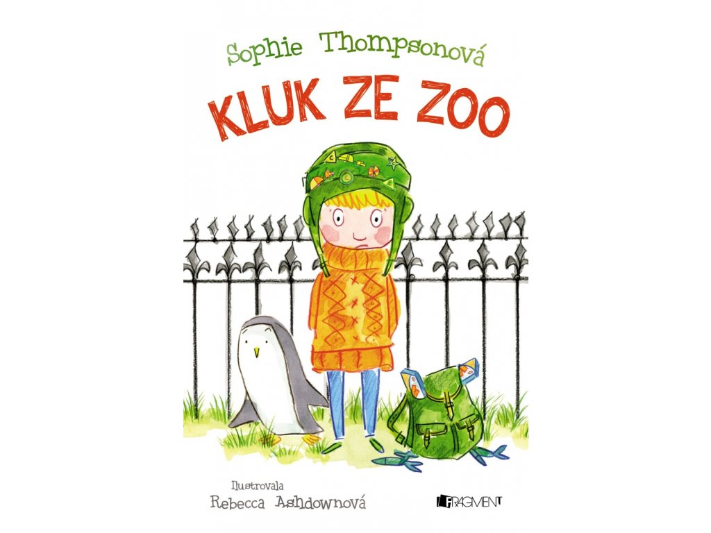 Fragment Kluk ze zoo - Sophie Thompsonová