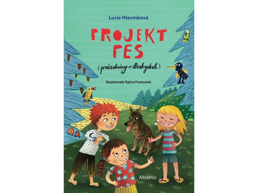 ALBATROS Projekt pes (prázdniny v Beskydech) - Lucie Hlavinková