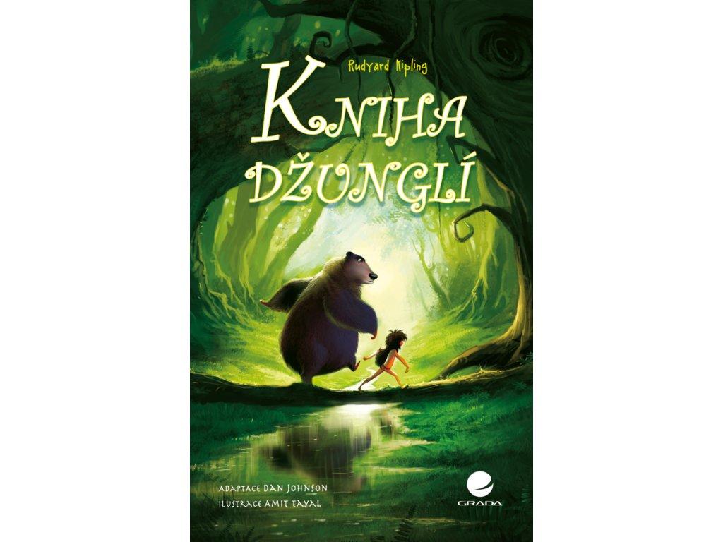 GRADA Kniha džunglí