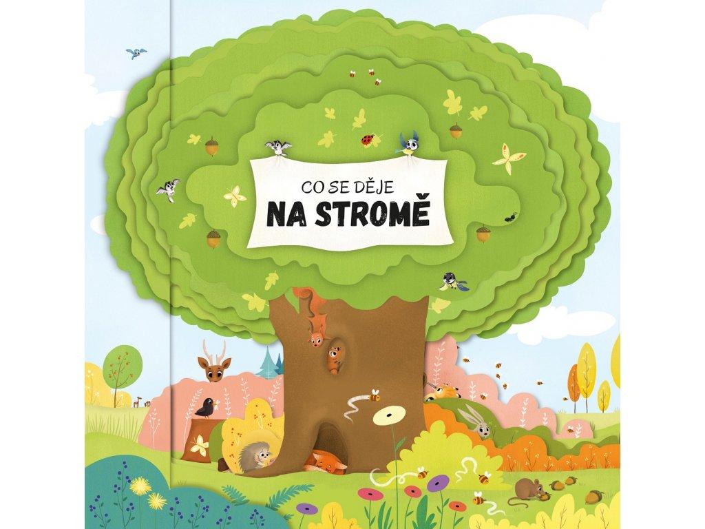 ALBATROS Co se děje na stromě - Petra Bartíková