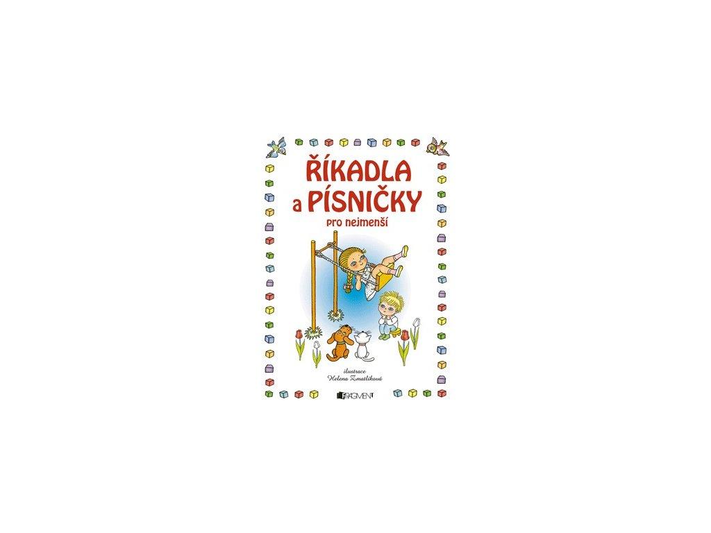Fragment Říkadla a písničky pro nejmenší - Helena Zmatlíková