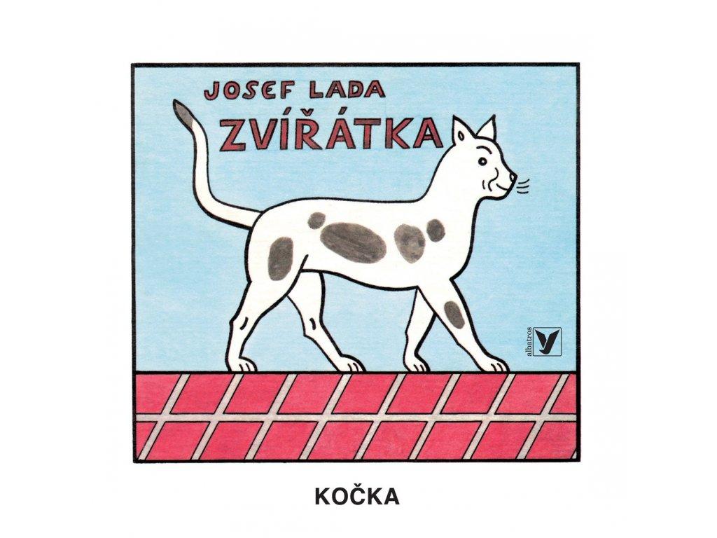 ALBATROS Zvířátka - Josef Lada