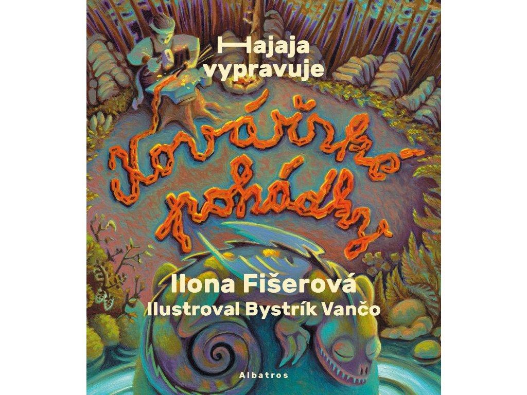 ALBATROS Kovářské pohádky - Ilona Fišerová
