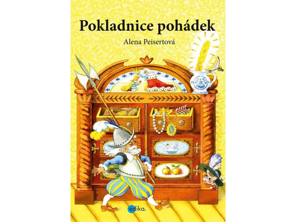 EDIKA Pokladnice pohádek - Alena Peisertová
