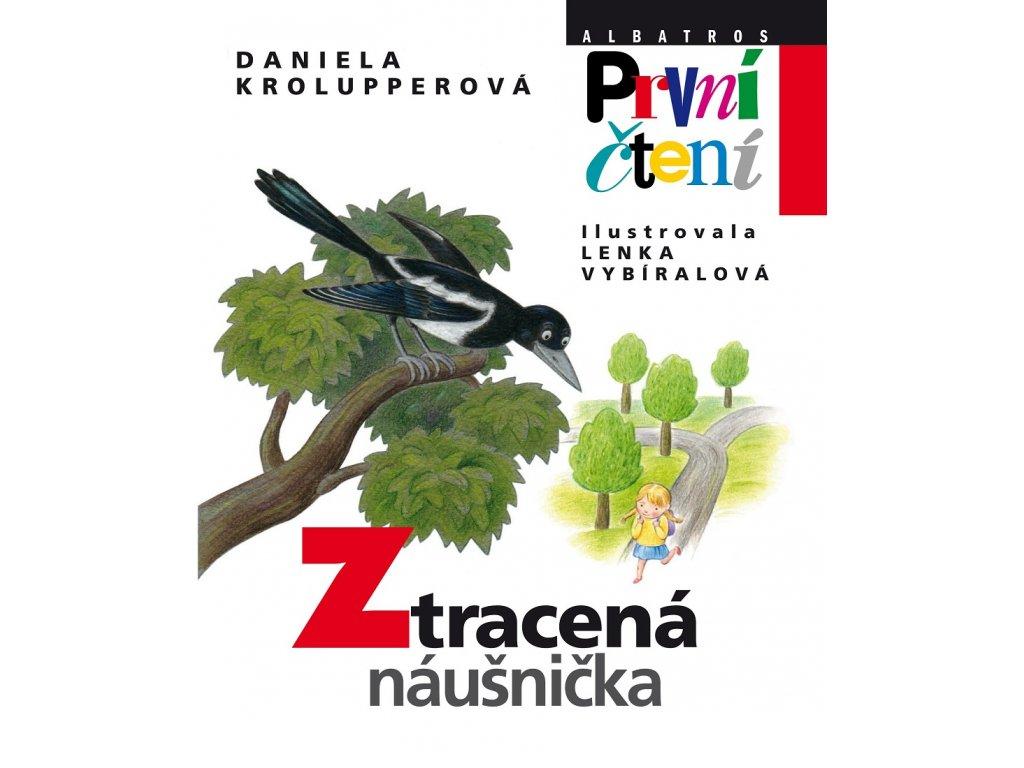 ALBATROS Ztracená náušnička - Daniela Krolupperová
