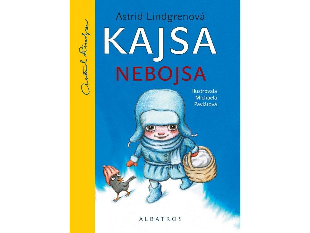 ALBATROS Kajsa Nebojsa - Astrid Lindgrenová