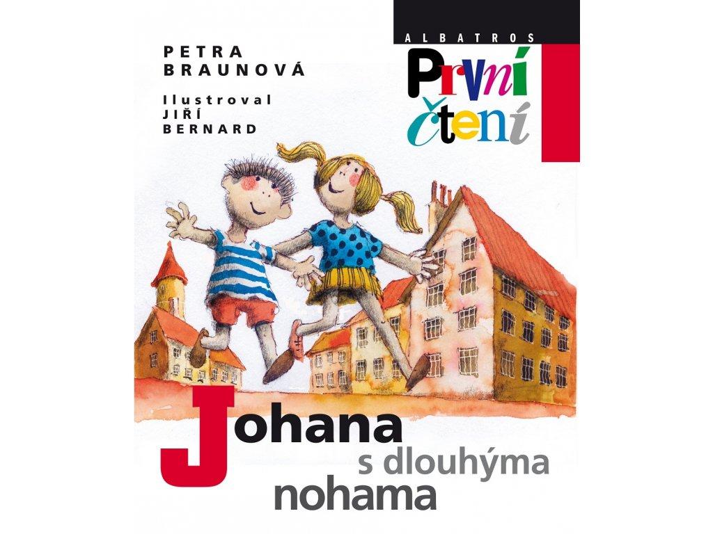 ALBATROS Johana s dlouhýma nohama - Petra Braunová