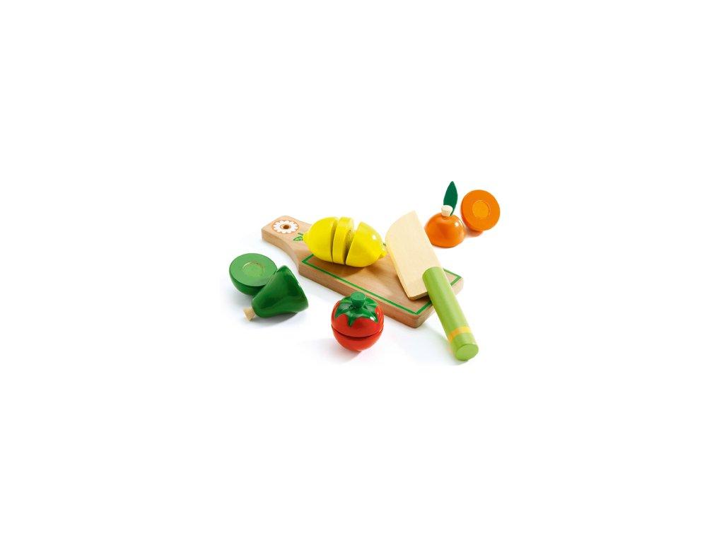 DJECO Krájení ovoce a zeleniny