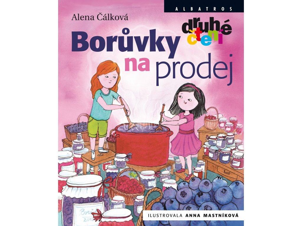 ALBATROS Borůvky na prodej - Alena Čálková
