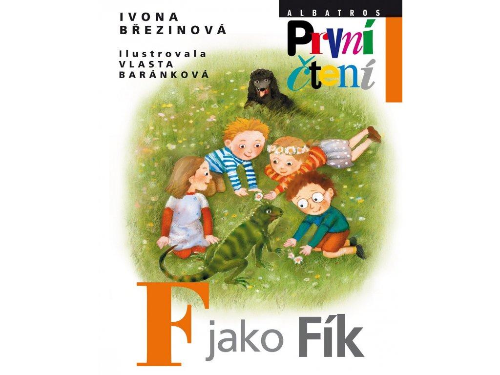 ALBATROS F jako Fík - Ivona Březinová