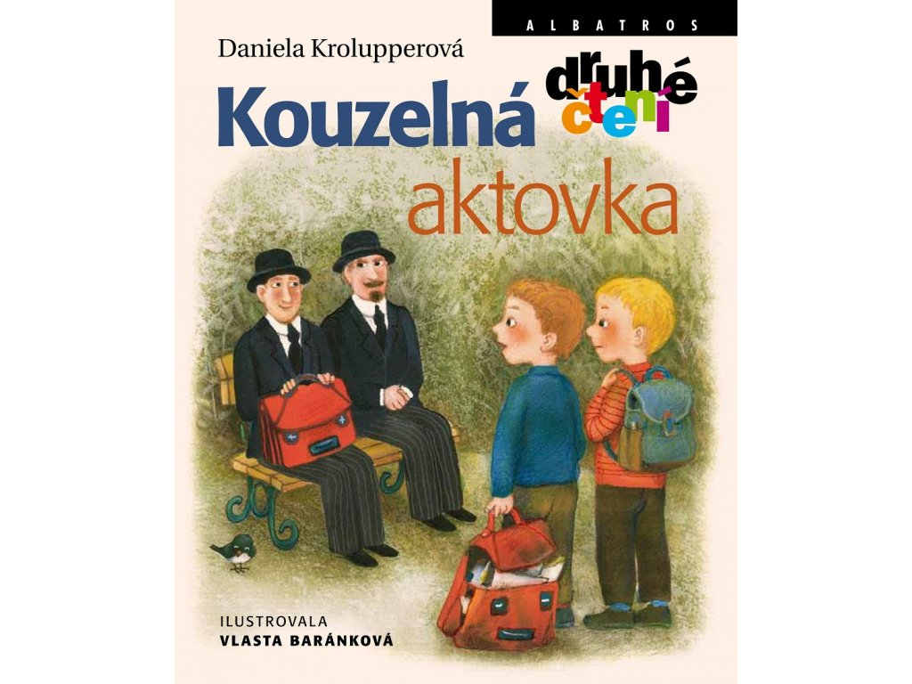 ALBATROS Kouzelná aktovka - Daniela Krolupperová