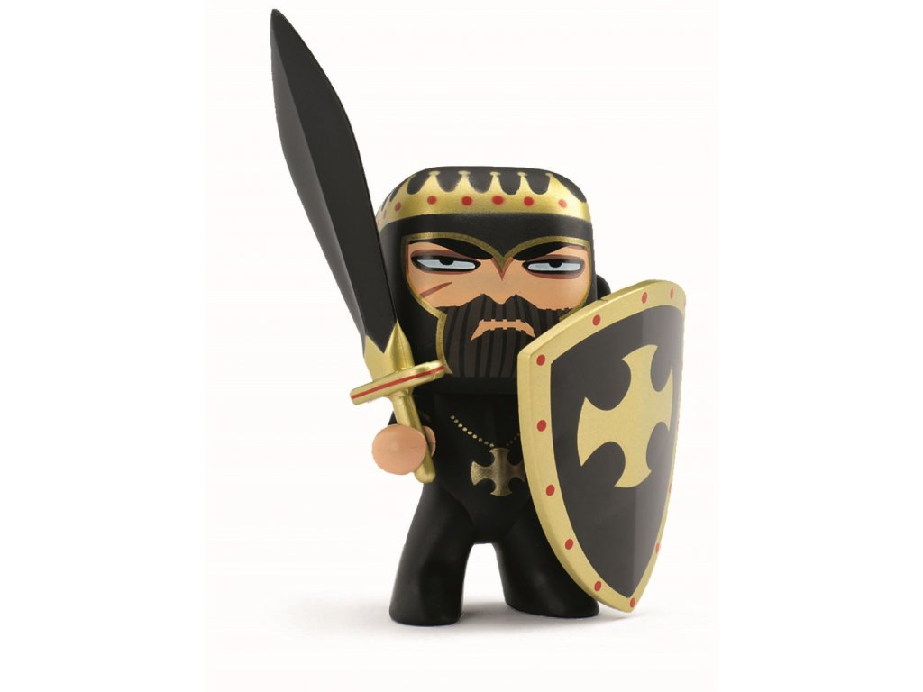 DJECO Pohyblivá figurka - King Drak