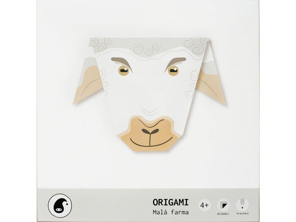 PIPASIK Origami - Malá farma