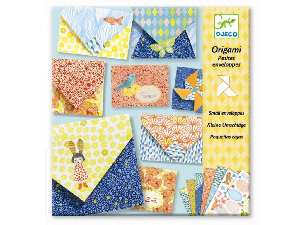 DJECO Origami - Obálky