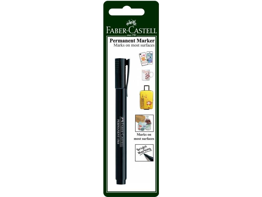Faber-Castell Popisovač MULTI PURPOSE SLIM, černá