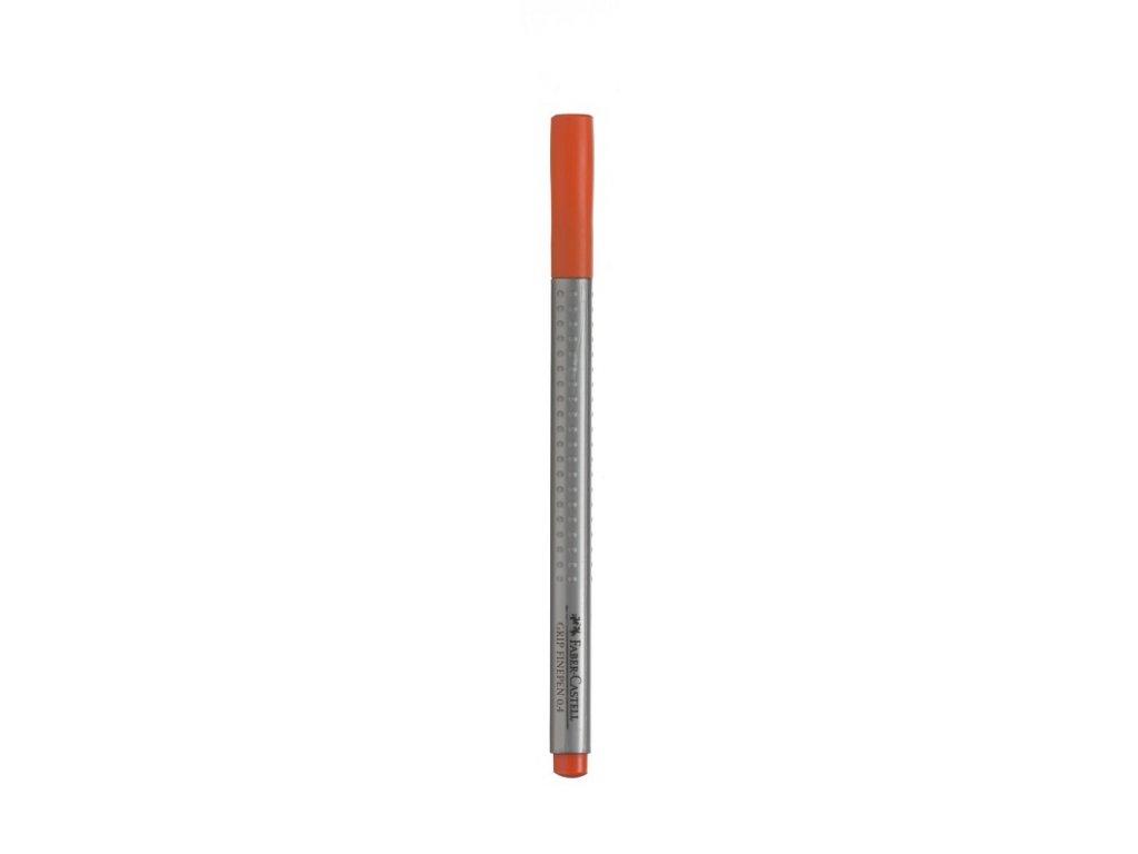 Popisovač GRIP 0.4mm, oranžová