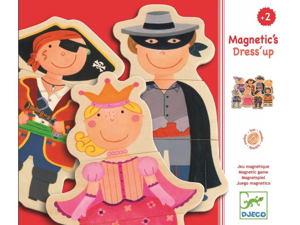 DJECO Magnety - Karneval