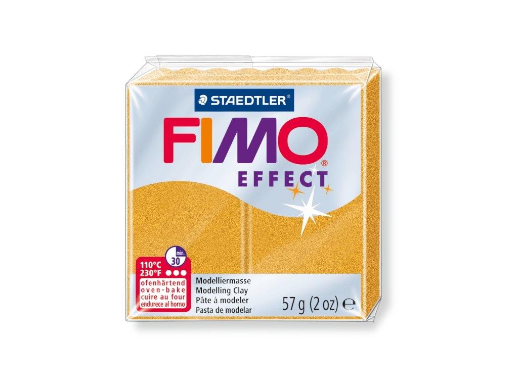 STAEDTLER FIMO efekt FIMO efekt zlatá 57g