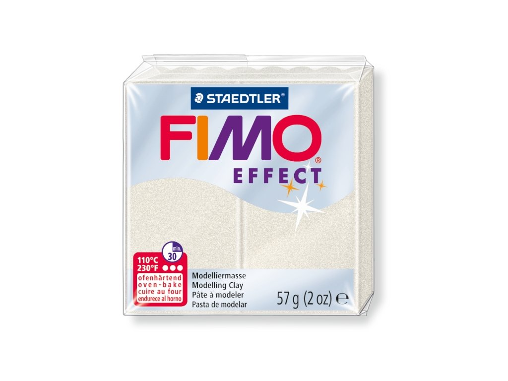 STAEDTLER FIMO efekt perleťová 57g