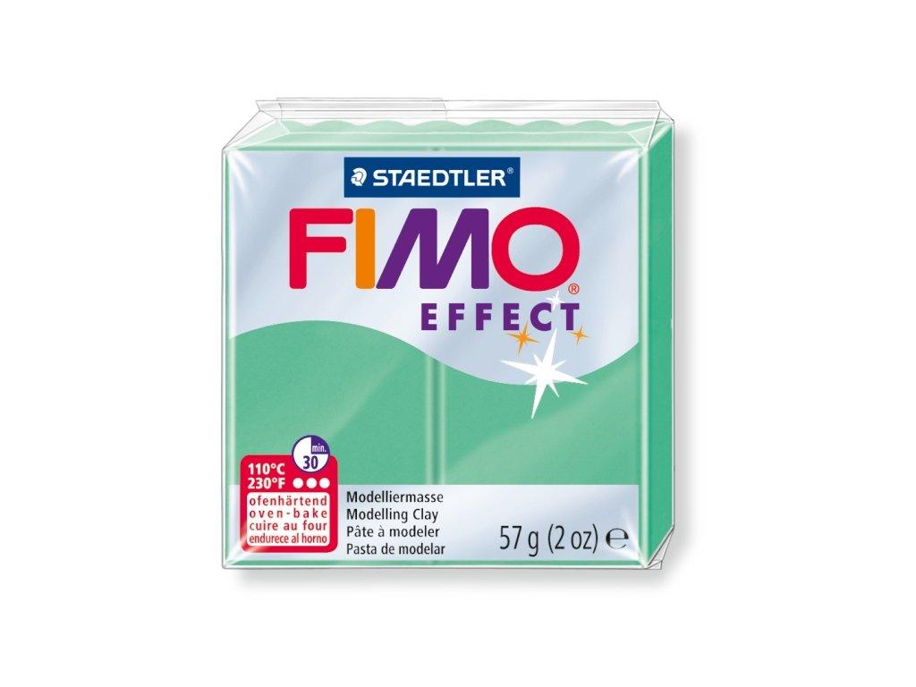 STAEDTLER FIMO efekt nefrit 57g