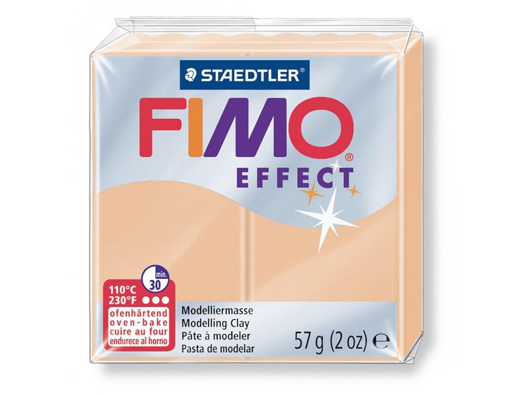 STAEDTLER FIMO efekt pastel broskev 57g