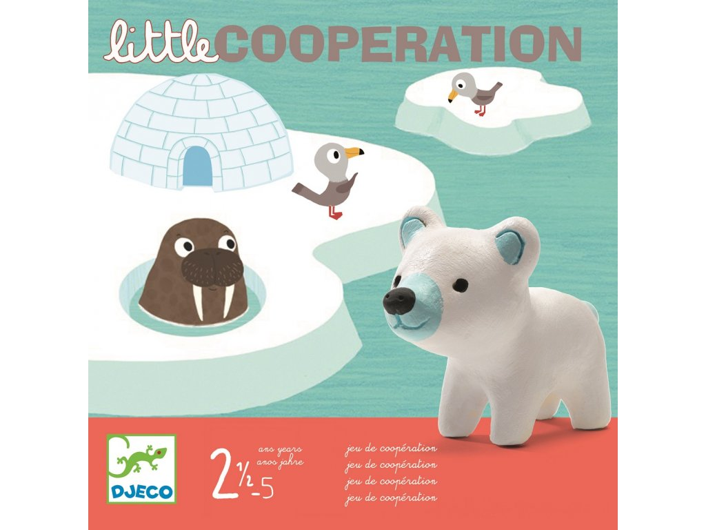 DJECO Hra - Malá spolupráce