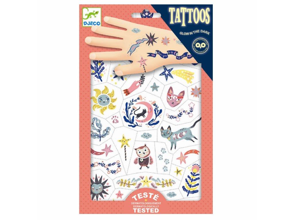 Tetování - Šťastné dny