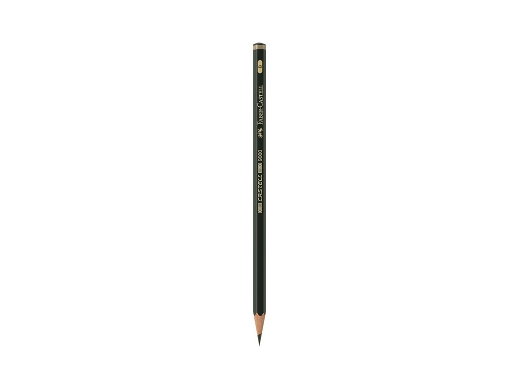 Grafitová tužka CASTELL 9000 B (2)