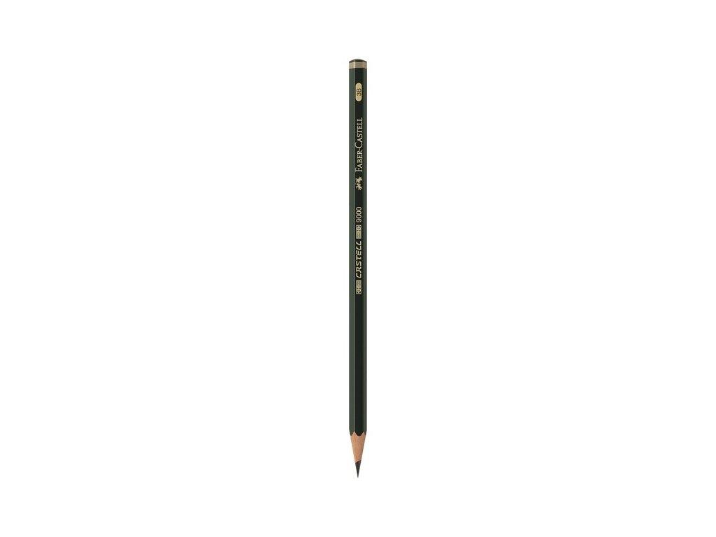 Faber-Castell Grafitová tužka CASTELL 9000 3B