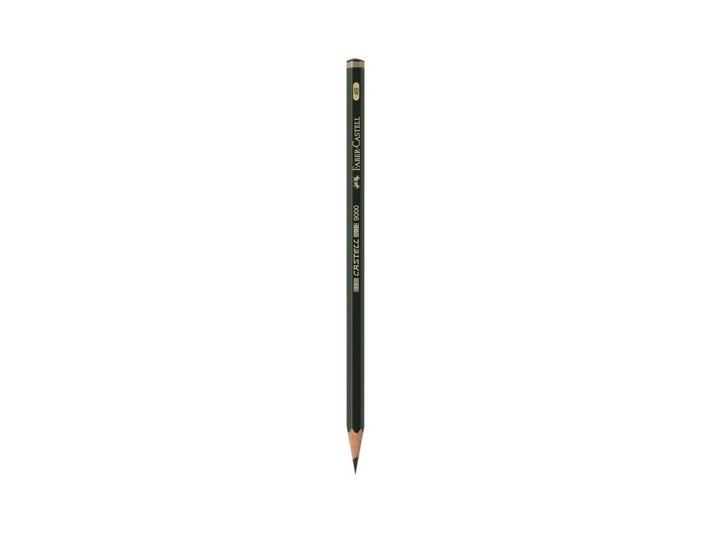 Faber-Castell Grafitová tužka CASTELL 9000 4B