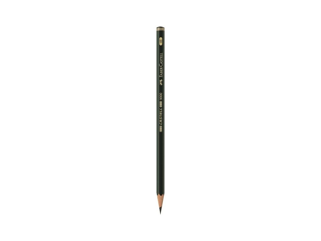 Grafitová tužka CASTELL 9000 4B
