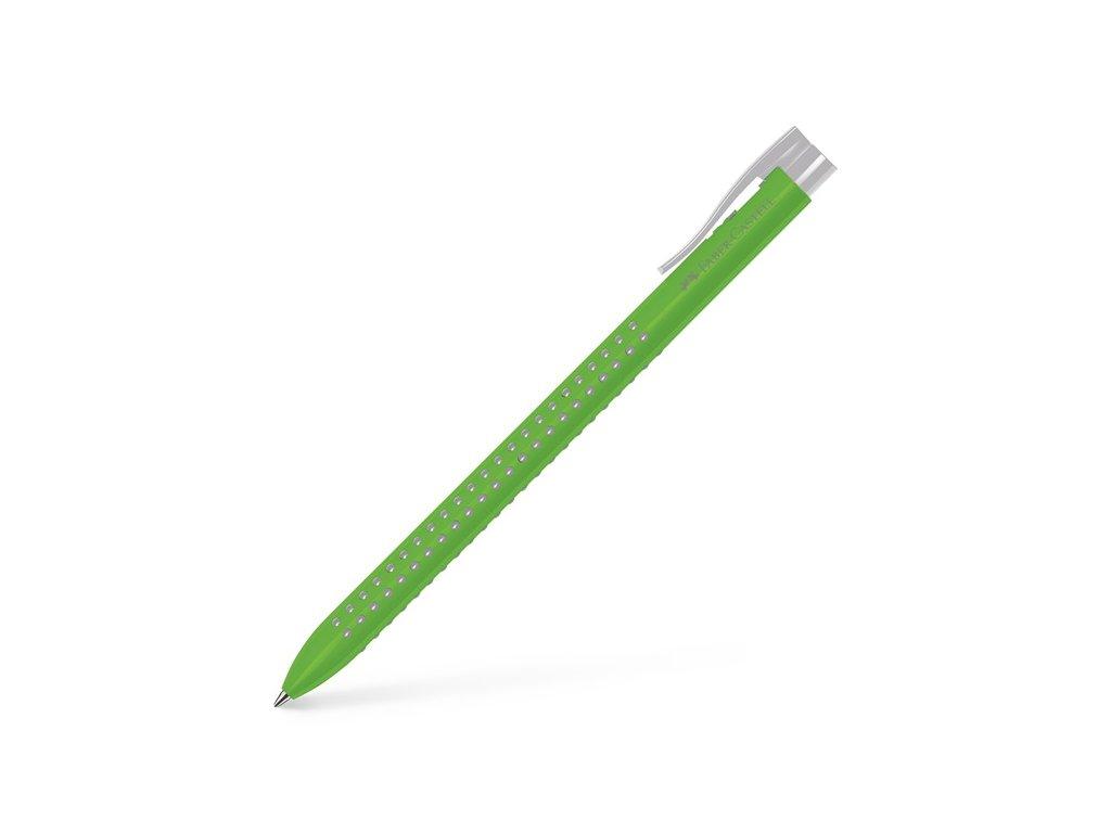 Faber-Castell KUL.pero GRIP 2022, 0.7mm, sv.zelená