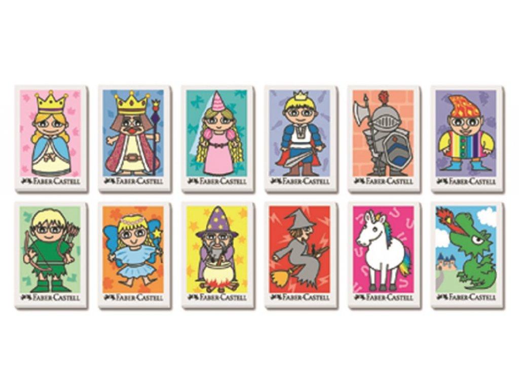 Faber-Castell Stěrací pryž - Království Fantazie