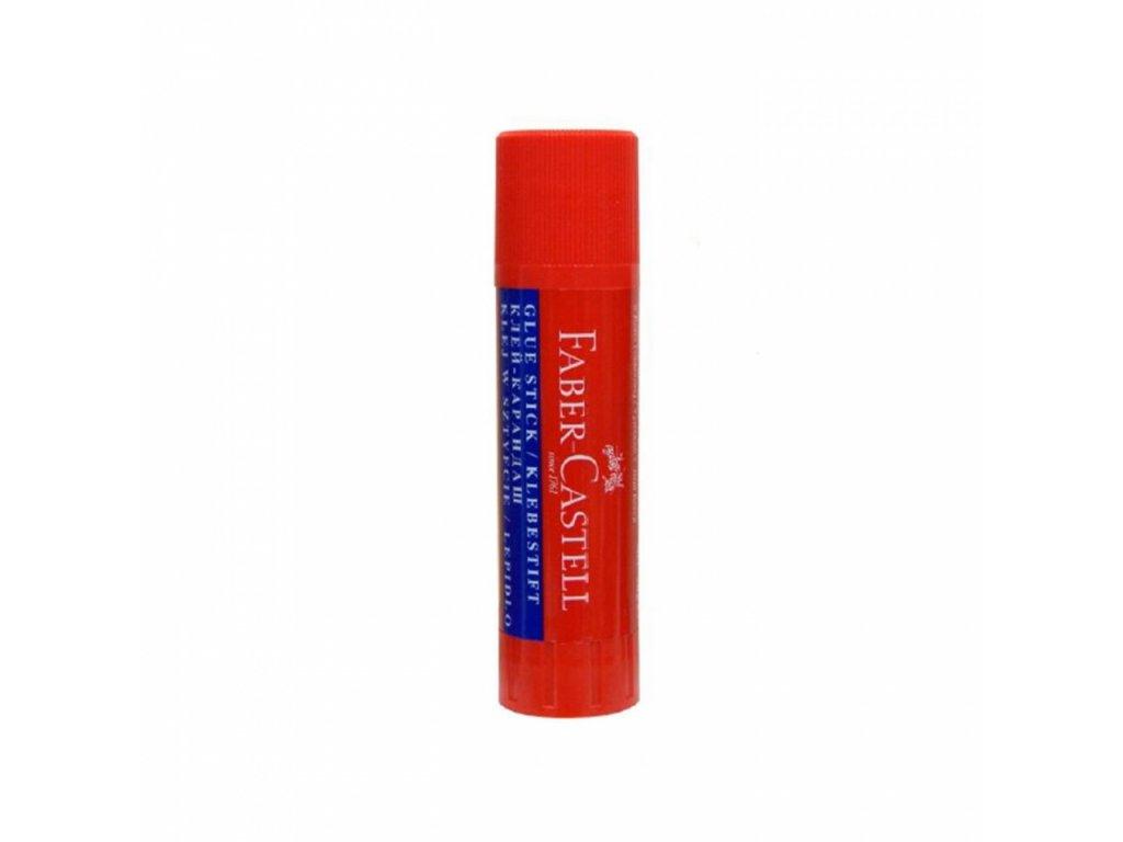 Faber-Castell Lepící tyčinka 10g, bílé tuhé lepidlo