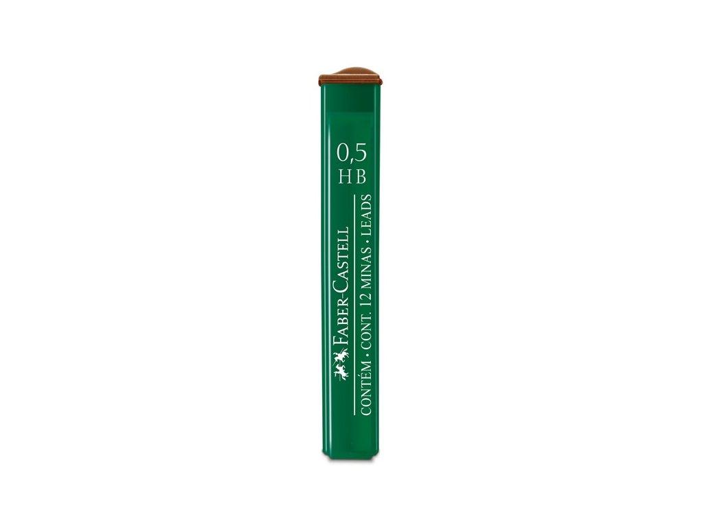 Faber-Castell Grafitové tuhy 0,5mm HB