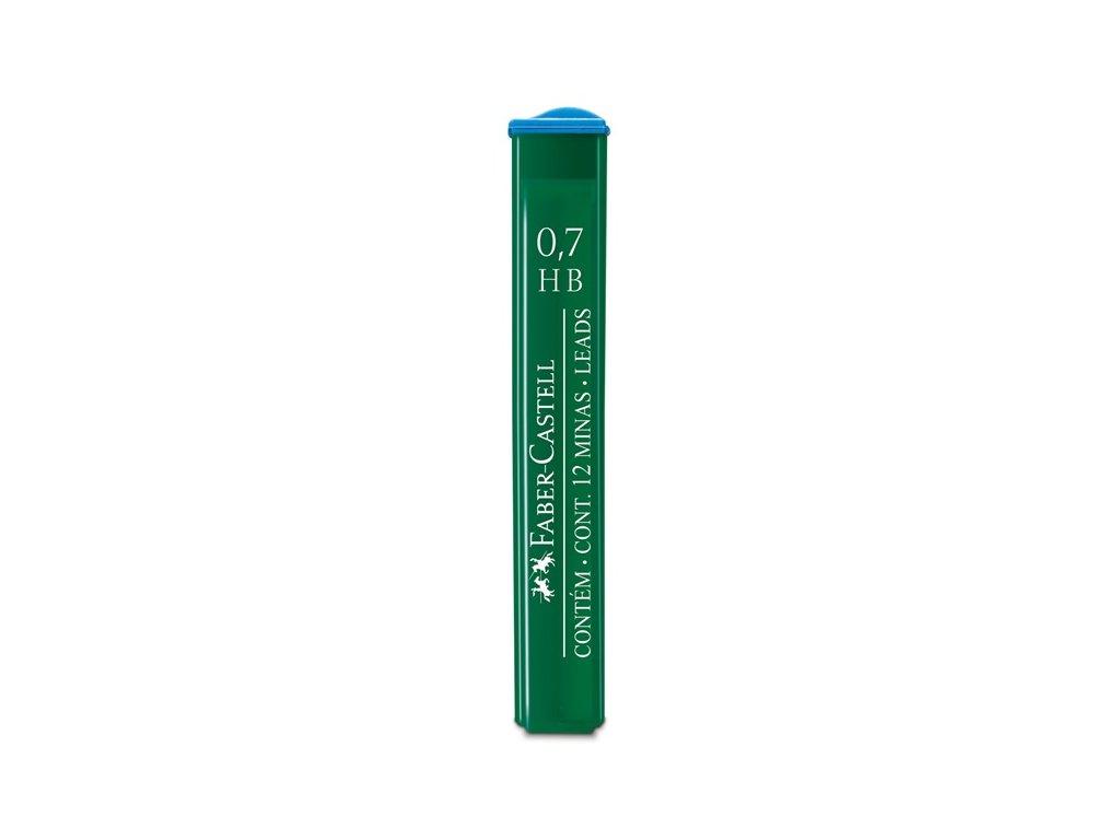 Grafitové tuhy 0,7mm HB