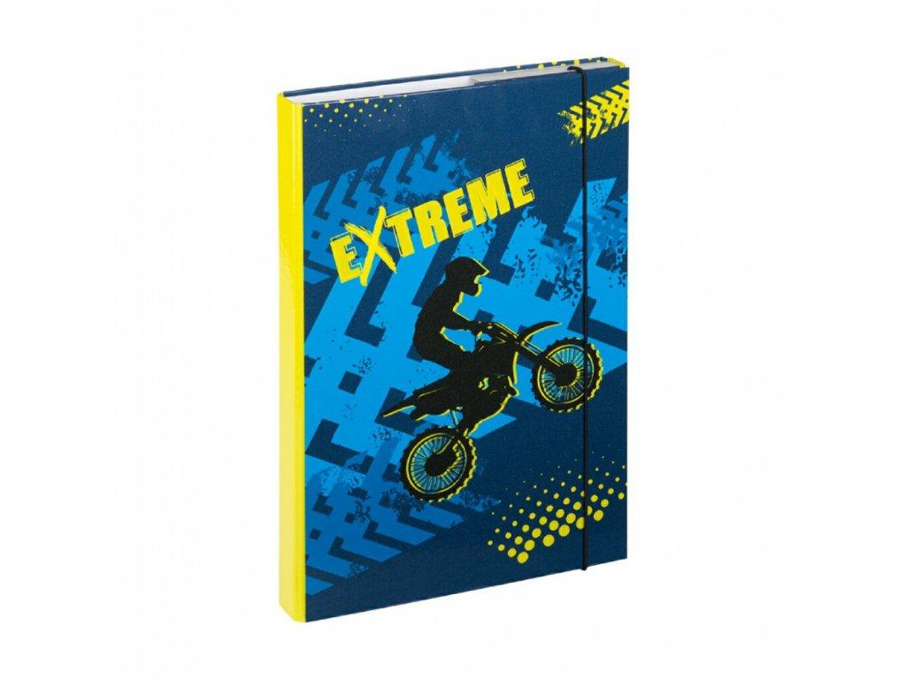 Desky na školní sešity A4 - Extreme