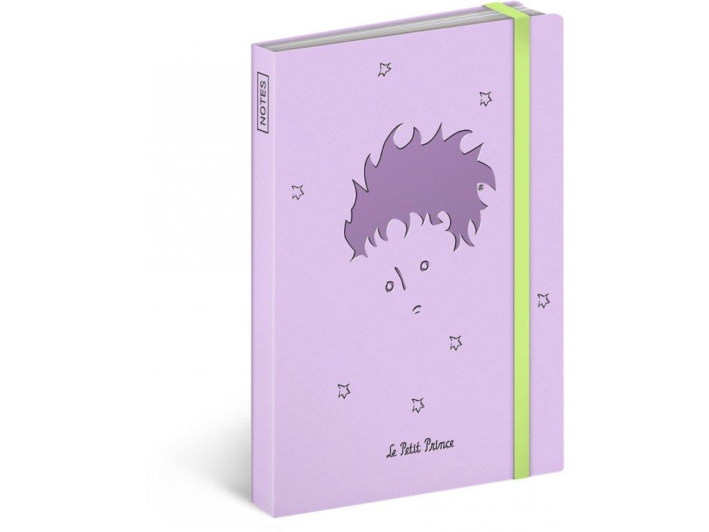 PRESCO GROUP Notes Malý princ (Le Petit Prince) – Boy, linkovaný, 10,5 x 15,8 cm