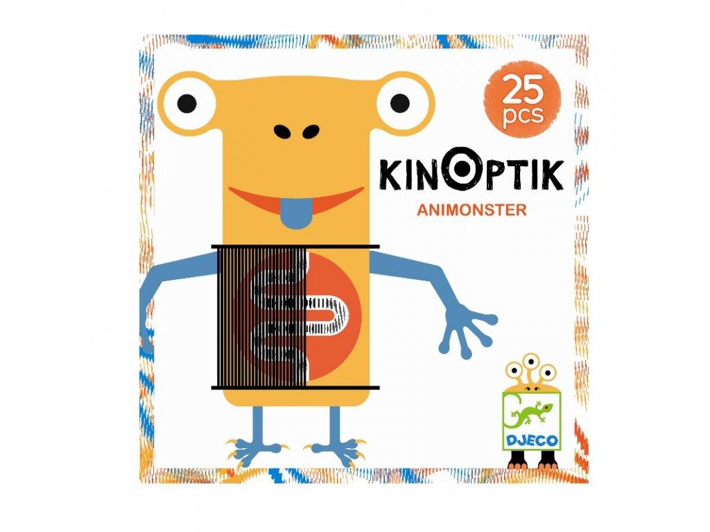 DJECO KinOptik - Animonster