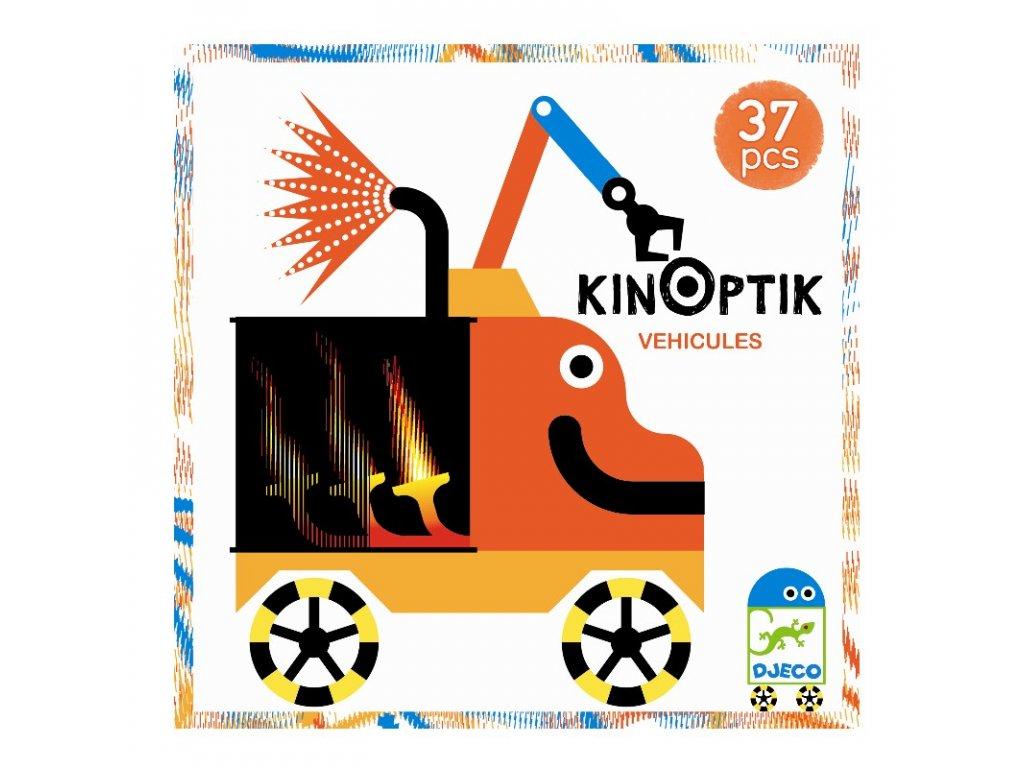DJECO KinOptik - Auta
