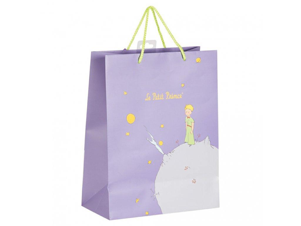 PRESCO GROUP Dárková taška velká Malý princ (Le Petit Prince) – Planet
