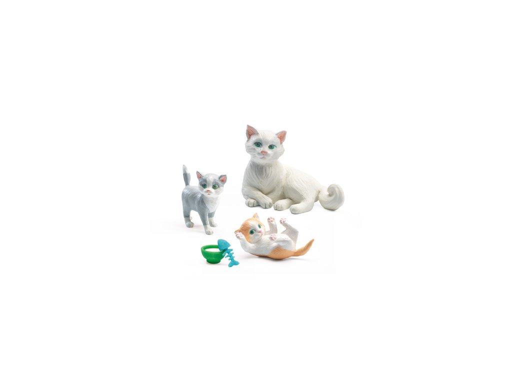 DJECO Kočičky