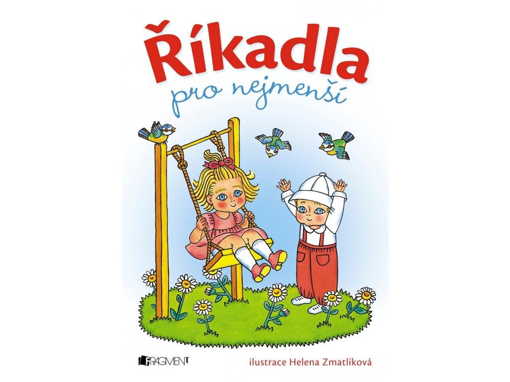 Fragment Říkadla pro nejmenší - Helena Zmatlíková